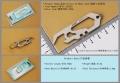 三刃木个性撬棍扳手EDC小工具GJ022D(GJ037Z)