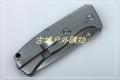 关铸GANZO-新款G722线锁LionSteel钢狮折刀