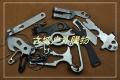 TADGEAR户外多用途随身撬棍EDC工具骷髅头野营用品