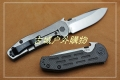 特价台湾巨力代工-Zero Tolerance零误差ZT-0630钛合金战术折刀