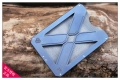 香港MG-X暴风钛合金钱夹卡夹多功能卡片夹