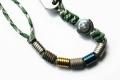 香港MG-钛合金刀坠M款螺旋吊坠钛连接器,钛锁紧器,绳扣,钛吊坠,钛合金挂件