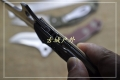 CSSD代工美国品牌背线锁440C战术折刀大小两款各3色