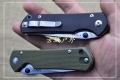 LAND新款三刃木910plus黑色柄和绿色柄可选送7001sz一个