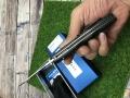 巨力版BENCHMADE蝴蝶BM580战术440C半自动轴锁折叠刀